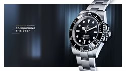 Rolex catalogue ( More than one month )
