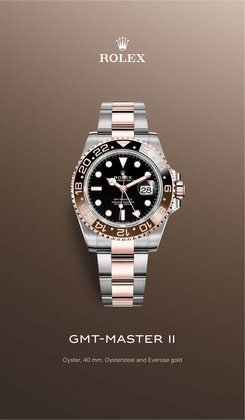 Rolex specials in the Rolex catalogue ( More than one month)