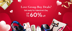 Valentine's Day offers in the Miniinthebox catalogue in Sydney NSW