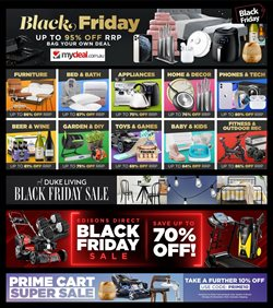 Electronics & Appliances offers in the My Deal catalogue in Sydney NSW ( Expires today )
