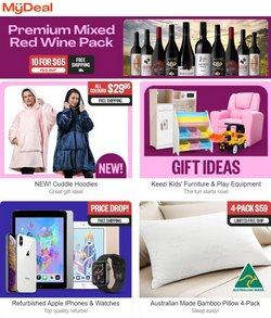 Electronics & Appliances specials in the My Deal catalogue ( 1 day ago)