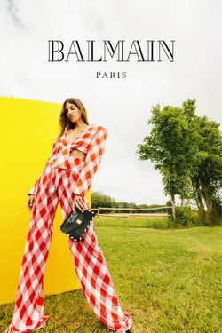 Clothing, Shoes & Accessories specials in the Balmain catalogue ( Expires today)