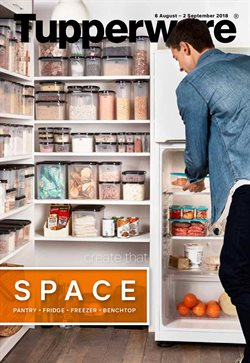 Homeware & Furniture offers in the Tupperware catalogue in Sydney NSW