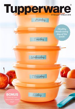 Homeware & Furniture offers in the Tupperware catalogue in Adelaide SA