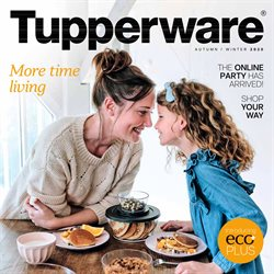 Tupperware catalogue in Brisbane QLD ( More than one month )
