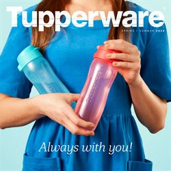 Tupperware catalogue ( More than one month )