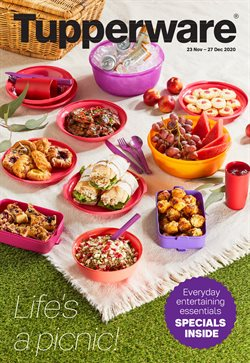 Tupperware catalogue ( 21 days left )