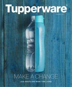 Tupperware catalogue ( Published today)