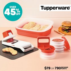 Tupperware specials in the Tupperware catalogue ( 5 days left)