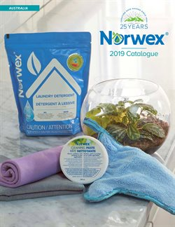 Homeware & Furniture offers in the Norwex catalogue in Adelaide SA