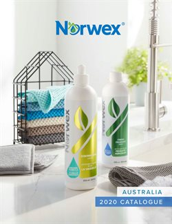 Norwex catalogue ( More than one month )