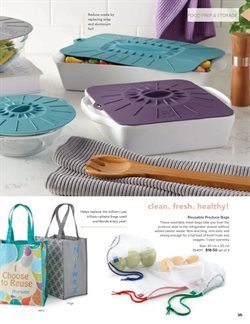 Homeware & Furniture offers in the Norwex catalogue ( More than one month )