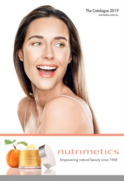 Pharmacy, Beauty & Health offers in the Nutrimetics catalogue in Sydney NSW