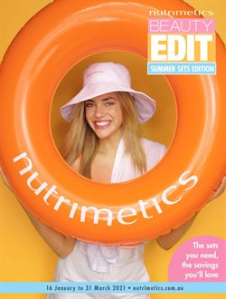 Pharmacy, Beauty & Health offers in the Nutrimetics catalogue ( More than one month )