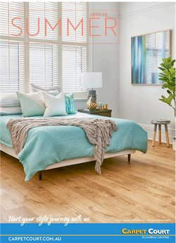 Homeware & Furniture offers in the Carpet Court catalogue in Swan Hill VIC