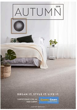 Offers from Carpet Court in the Mandurah WA catalogue