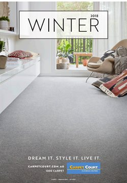 Offers from Carpet Court in the Fremantle SA catalogue