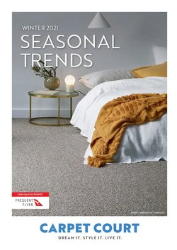 Carpet Court specials in the Carpet Court catalogue ( More than one month)
