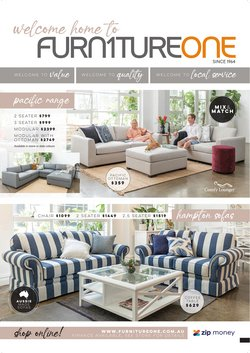 Furniture One catalogue ( 13 days left )