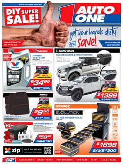 Cars, Motorcycles & Spares offers in the Auto One catalogue in Melbourne VIC ( 9 days left )
