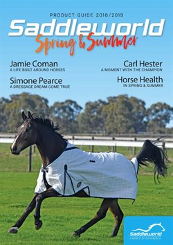 Offers from Saddleworld in the Melbourne VIC catalogue