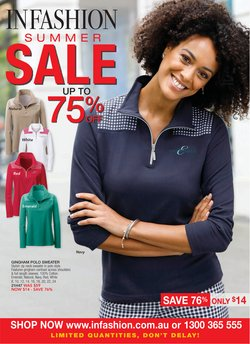 Clothing, Shoes & Accessories specials in the Damart catalogue ( 3 days left)