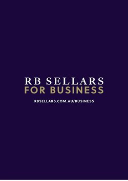 RB Sellars catalogue ( Expired )