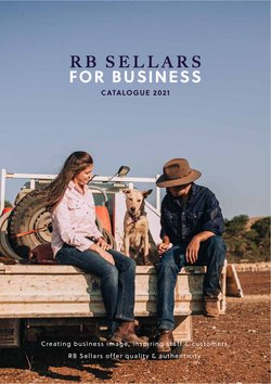 Clothing, Shoes & Accessories specials in the RB Sellars catalogue ( More than one month)