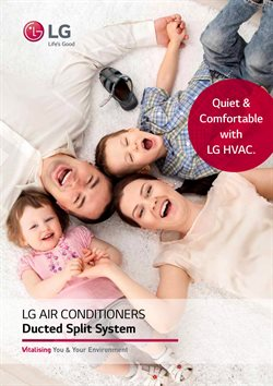 Offers from LG in the Brisbane QLD catalogue