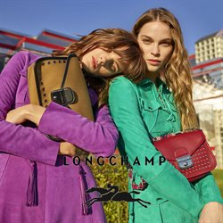 Luxury Brands offers in the Longchamp catalogue in Sydney NSW