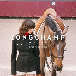 Luxury Brands specials in the Longchamp catalogue ( 11 days left)