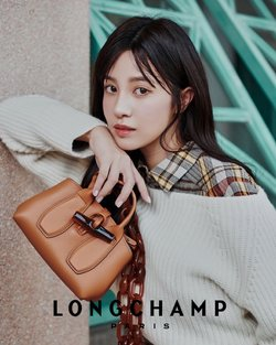 Luxury Brands specials in the Longchamp catalogue ( More than one month)