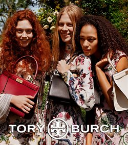Luxury Brands offers in the Tory Burch catalogue in Bowral NSW