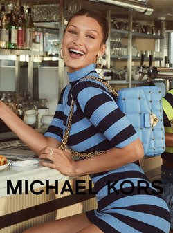 Luxury Brands specials in the Michael Kors catalogue ( Expires tomorrow)