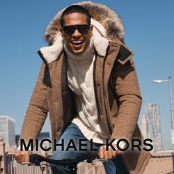 Luxury Brands specials in the Michael Kors catalogue ( 1 day ago)