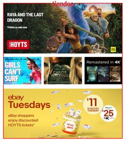 Books & Hobby offers in the Hoyts Cinema catalogue in Sydney NSW ( 2 days ago )