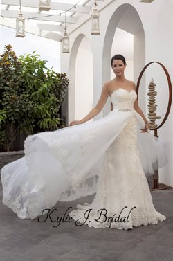 Weddings offers in the Kylie J Bridal catalogue in Melbourne VIC
