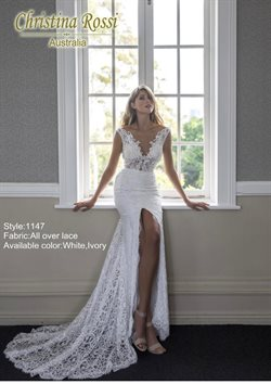 Weddings offers in the Kylie J Bridal catalogue in Melbourne VIC ( More than one month )