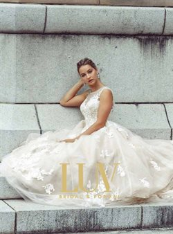 Weddings offers in the Luv Bridal catalogue in Melbourne VIC