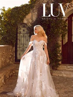 Weddings offers in the Luv Bridal catalogue in Perth WA ( More than one month )