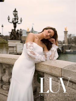 Weddings offers in the Luv Bridal catalogue in Sydney NSW ( More than one month )