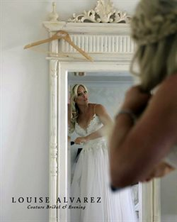 Weddings offers in the Louise Alvarez catalogue ( More than one month )