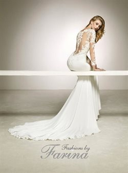 Weddings offers in the Fashions by Farina catalogue in Sydney NSW