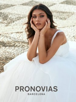 Weddings specials in the Fashions by Farina catalogue ( More than one month)