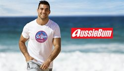 Offers from Aussie Bum in the Sydney NSW catalogue