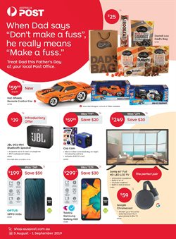 Offers from Australia Post in the Sunshine Coast QLD catalogue