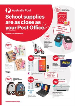 Australia Post catalogue ( 4 days left)