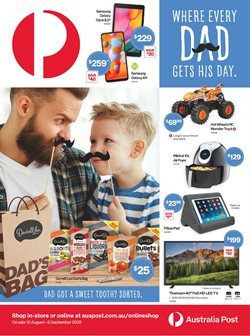 Australia Post catalogue ( 2 days ago )