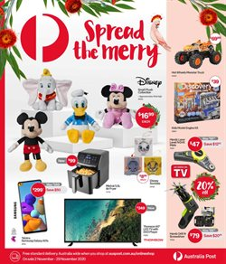 Australia Post catalogue ( 4 days left )