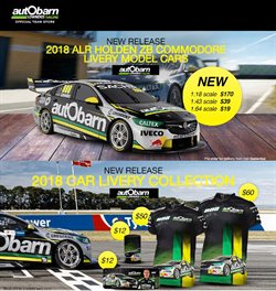 Offers from Autobarn in the Melbourne VIC catalogue